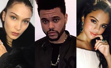 Selena Gomez And The Weeknd Just Unfollowed Bella Hadid On Instagram