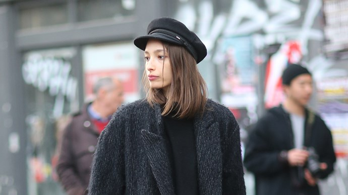 <p>It's hard to believe, but newsboy caps are officially back in fashion. Here, let us convince you.