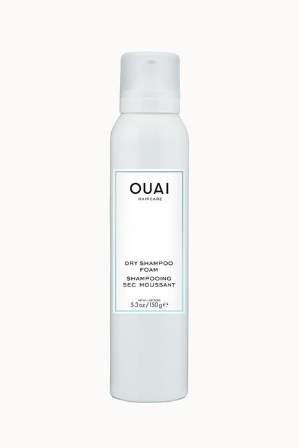"Leave it to <a href=""http://www.elle.com.au/news/beauty-news/2016/12/elle-australia-jen-atkin-interview/"">Jen Atkin</a> to revolutionise second-day hair. The latest addition to her Ouai haircare lineup is a dry shampoo foam that actually cleanses your hair. Without water. The new hair hero hasn't hit Australian stores just yet, but use the brand's regular—and still scent-sational—<a href=""https://www.sephora.com.au/products/ouai-dry-shampoo-128ml/v/undefined"">dry shampoo</a> until it does. <br><br><a href=""https://www.sephora.com.au/brands/ouai"">Ouai at Sephora</a>"