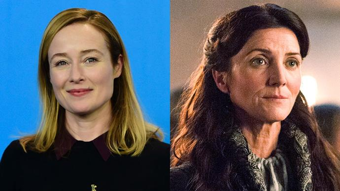 <p><strong>Catelyn Stark on <em>Game of Thrones</em></strong> <p>Played by: Michelle Fairley <p>Originally played by: Jennifer Ehle <p>Another big casting change made after the first pilot of <em>Game of Thrones</em> was filmed was the swapping out of Jennifer Ehle for Michelle Fairley, who provided some epic <em>Game of Thrones</em> moments (especially at the Red Wedding).
