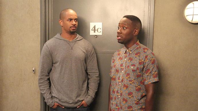 <p><strong>Coach and Winston on <em>New Girl</em></strong> <p>Played by: Lamorne Morris (Winston) <p>Originally played by: Damon Wayans Jr. (Coach) <p>This one's a little confusing, but if you cast your mind back to the very first episode of <em>New Girl</em>, you'll remember a character called Coach, who was played by Damon Wayans Jr. At the time, Damon was also starring on the sitcom <em>Happy Endings</em>, so when that was renewed he had to bow out of <em>New Girl</em>. Instead of recasting the character, the writers introduced Winston, played by Lamorne Morris, who filled the gap left by Damon. Then, when <em>Happy Endings</em> was cancelled, Damon returned to <em>New Girl</em> in a recurring capacity.