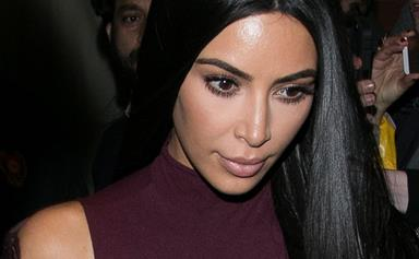 We Can't Deal With Kim Kardashian's Overzealous Use Of Bobby Pins