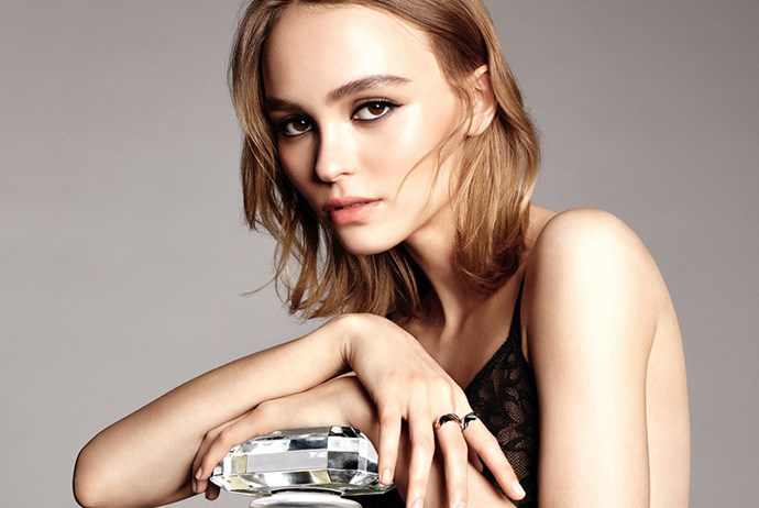 <p><em>Lily-Rose Depp for Chanel</em><p> When your mother is a French model and your father is a movie star, a place in the fashion world is pretty much a given. The hooded-eyes, French-girl nonchalance and chic style were just bonuses.