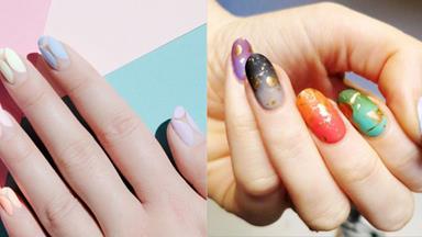 12 New Ways To Wear Matte Nails