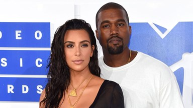 Kim Kardashian Reveals The Weird (But Sweet) Ritual She Does After Every Yeezy Show
