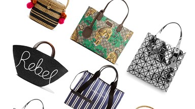 10 Chic Alternatives To Your Tired Canvas Tote Bag