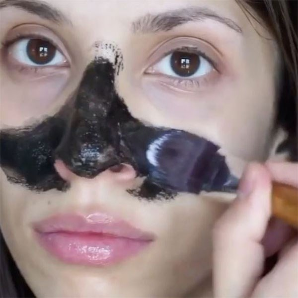 "<strong>Peel Off Charcoal Masks</strong> <br><br> While these masks make for an interesting video, they won't rid your skin of blackheads altogether. These masks incidentally wax those tiny hairs off your face—<em>and that's about it</em>. <br><br> Image: <a href=""https://www.instagram.com/pimple_page/"">pimple_page</a>"