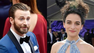 Chris Evans Shares His Own Supremely Sweet Feelings About Jenny Slate
