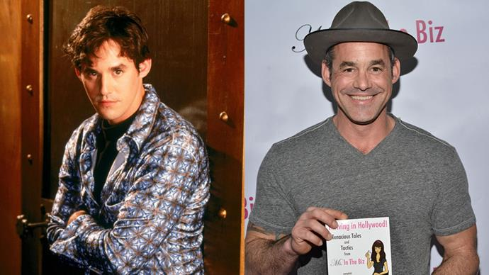 <p><em>Nicholas Brendon as Xander Harris</em><p> Trusty Xander served as the sometimes-sidekick and comic relief on the show. Nicholas Brendon had recurring role on <em>Criminal Minds</em> for several years and now works steadily.
