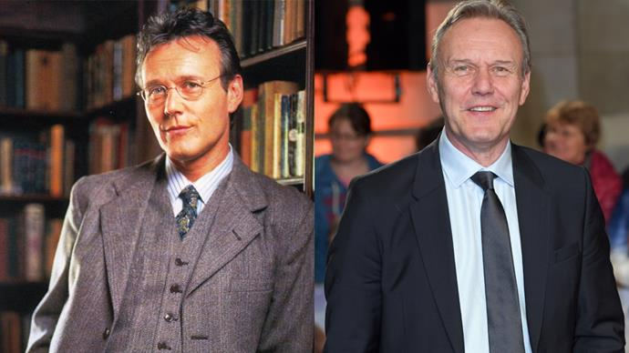 """<p><em>Anthony Head as Rupert Giles</em><p> 20 years on from playing the librarian-slash-Watcher Rupert """"Giles"""" Giles, Anthony Head is still popping up on screens and on stages."""