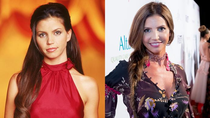 <p><em>Charisma Carpenter as Cordelia Chase</em><p> Never was there a redemption arc like Cordy's. She went from high school bully to bad-ass demon-fighter, and appeared on both <em>Buffy </em>and <em>Angel's </em>spin-off show. Nowadays Charisma bumps around from show to show.