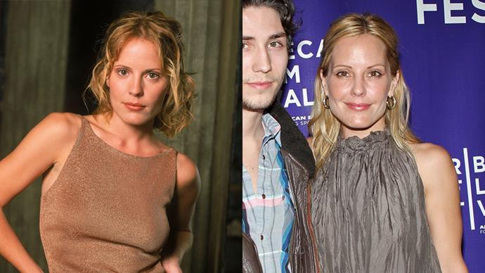 <p><em>Emma Caufield as Anya</em><p> Anya was the resident demon/human hybrid who wound up with Xander. Following <em>Buffy</em>, Emma starred on <em>Once Upon A Time</em> and <em>Fantasy Hospital</em>.