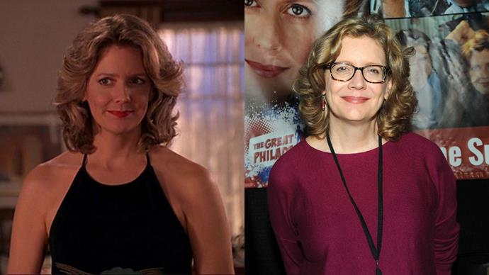 <p><em>Kristine Sutherland as Joyce Summers</em><p> Kristine played Buffy and Dawn's strict but loving mother, Joyce, who met a really unfortunate end (who could ever forget 'The Body'?). Ms Sutherland has kept work steady since.
