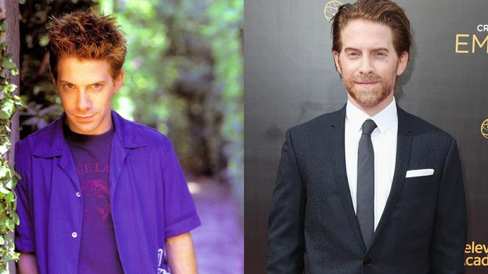 """<p><em>Seth Green as Daniel """"Oz"""" Osbourne</em><p> Poor werewolf Oz, him and Willow were so cute. Seth Green has made a name for himself in the comedy world."""