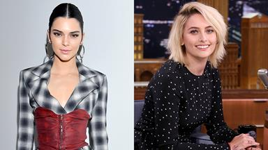 Paris Jackson Defends Her New BFF Kendall Jenner On Instagram