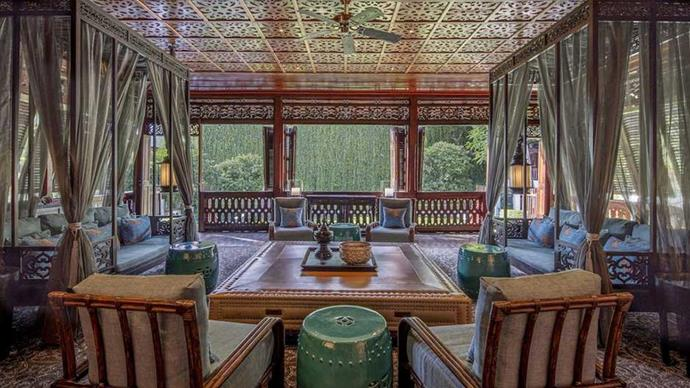 """<strong>THAILAND:</strong> <a href=""""http://www.booking.com/hotel/th/one-three-seven-pillars-house.en-gb.html?aid=356987;label=gog235jc-hotel-XX-th-oneNthreeNsevenNpillarsNhouse-unspec-au-com-L%3Aen-O%3AosSx-B%3Achrome-N%3AXX-S%3Abo-U%3AXX;sid=fcb6a8f9d6e474b18df809032f7d34a8;dist=0&group_adults=2&sb_price_type=total&type=total&""""><strong>137 Pillars House</strong></a> If beachfront accommodation really isn't your thang, get a taste for regional Thailand in this historic Chiang Mai hotel."""