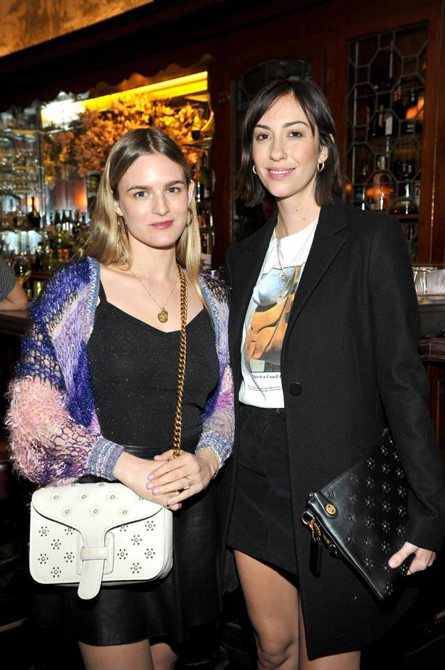Natalie Love and Gia Coppola