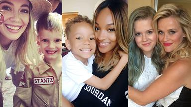 10 Celebrities Who Became Mums At A Young Age