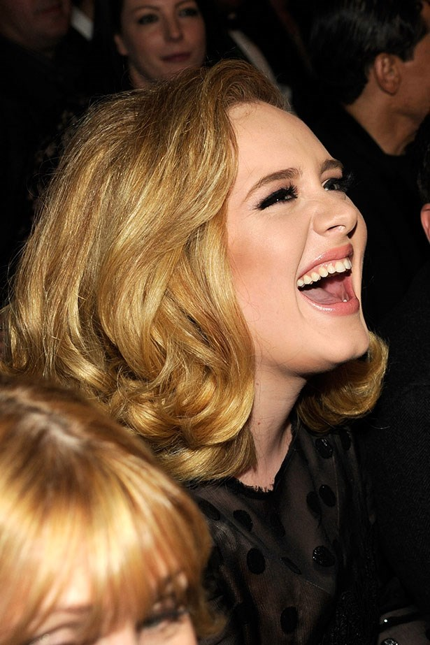 <strong> Adele</strong> <br></br> Gave birth to: Angelo <br></br> Age: 24