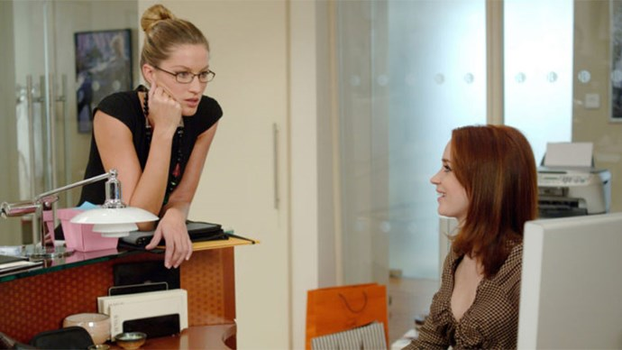 The Devil Wears Prada Gisele Bundchen Emily Blunt