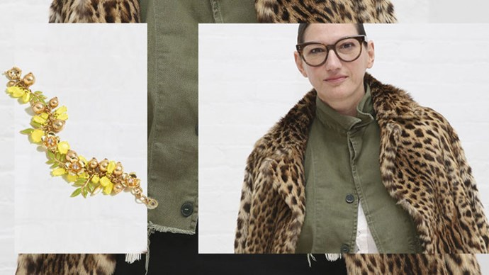 Jenna Lyons and J.Crew