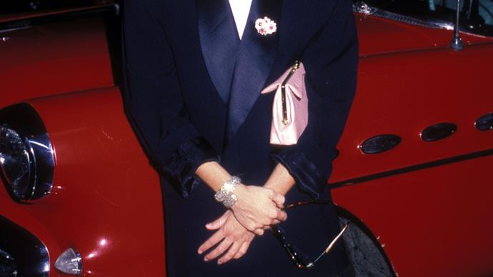 Sarah Jessica Parker.