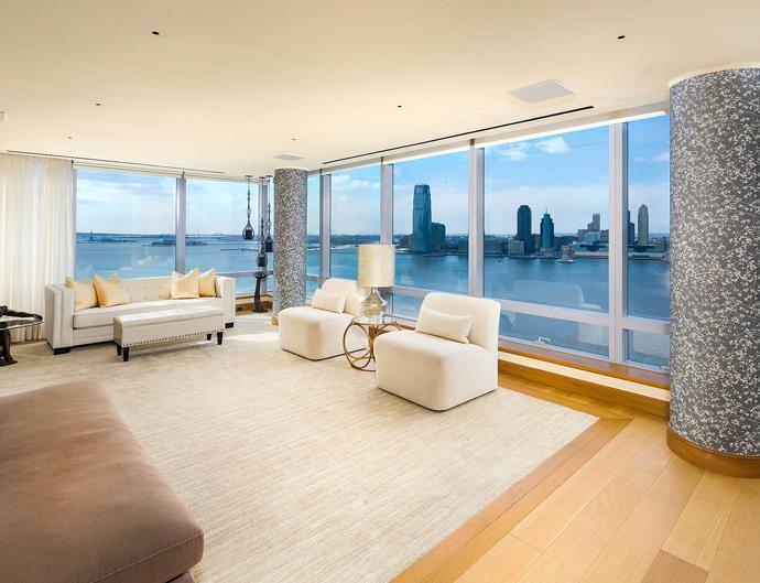 Tyra Banks New York City Apartment