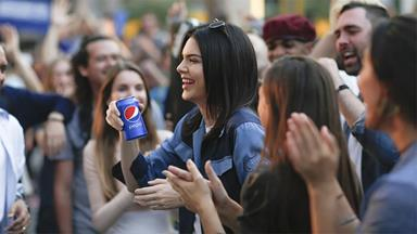 Kendall Jenner's New Commercial Comes Under Fire For 'Trivialising Protests'