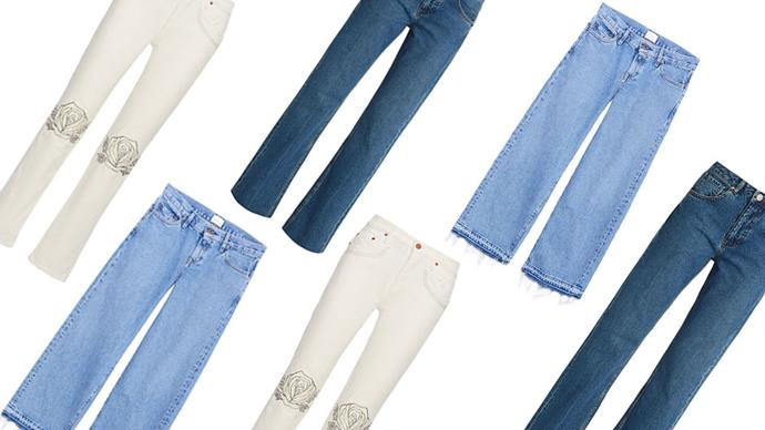 In 2017, it's all about denim. Here, seven under-the-radar labels to splurge on.