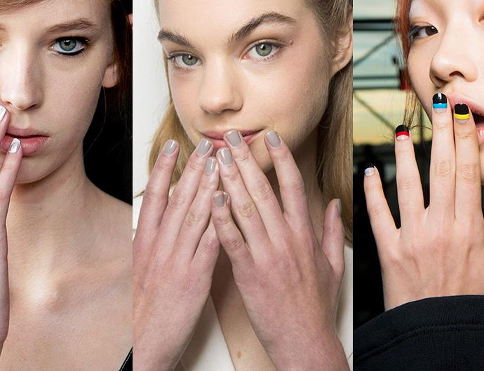 nail trends to try this season