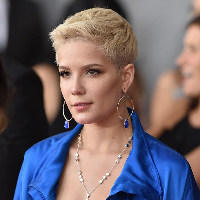 <p><strong>Halsey</strong>