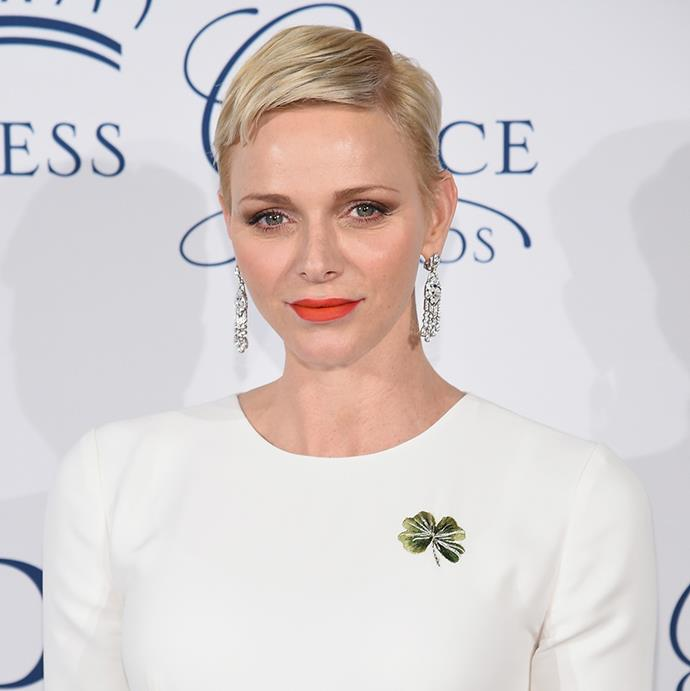 <p><strong>Princess Charlene of Monaco</strong>