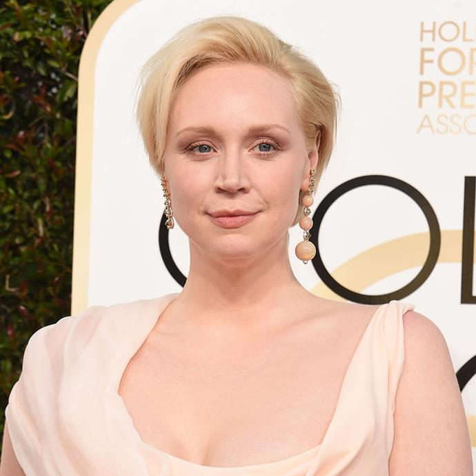 <p><strong>Gwendoline Christie</strong>