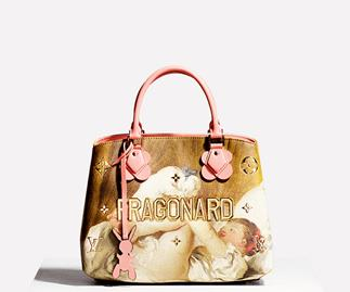 Louis Vuitton x Jeff Koons.