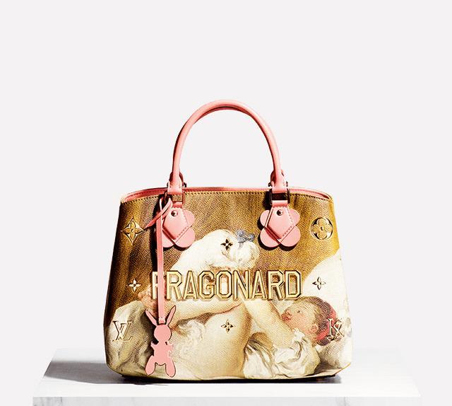 Louis Vuitton x Jeff Koons.