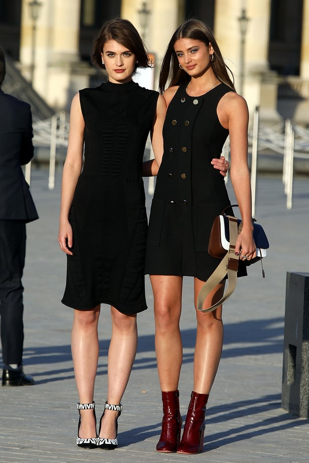 Mackinley and Taylor Hill.
