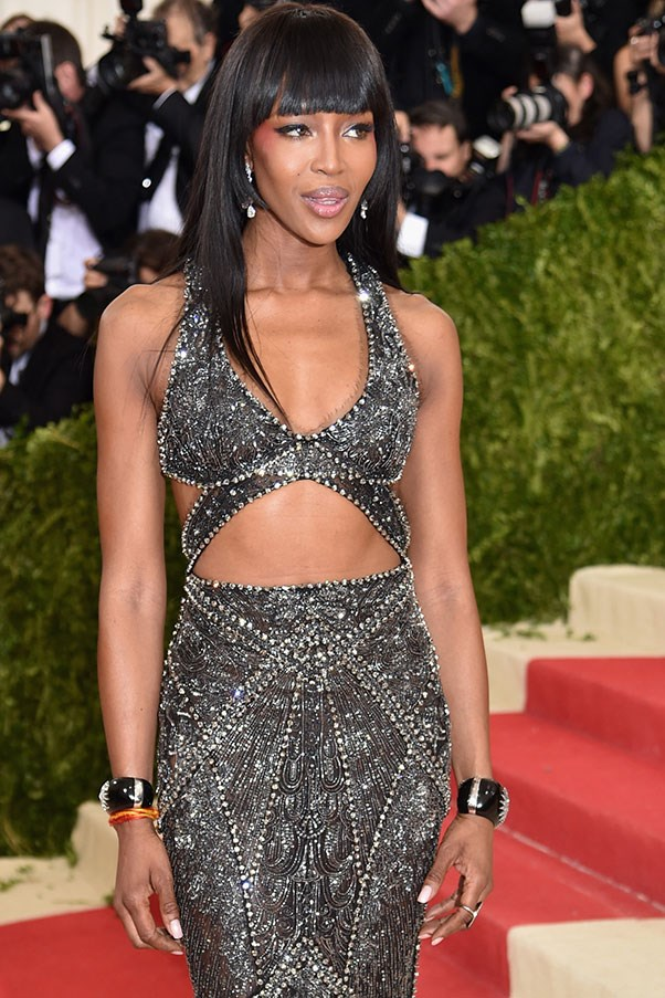 """<p><strong>Naomi Campbell</strong> <p>Supermodel Naomi Campbell told <em><a href=""""http://people.com/celebrity/naomi-campbell-feels-a-deep-sense-of-shame-over-assault/"""">People</a></em> that she travels with crystals and """"thinks they bring great energy""""."""