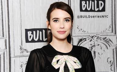 Emma Roberts Says This Health Hack Is More Important Than Working Out