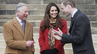 Princes Charles Found Newlywed Kate Middleton And Prince William Rather Annoying, Report Claims