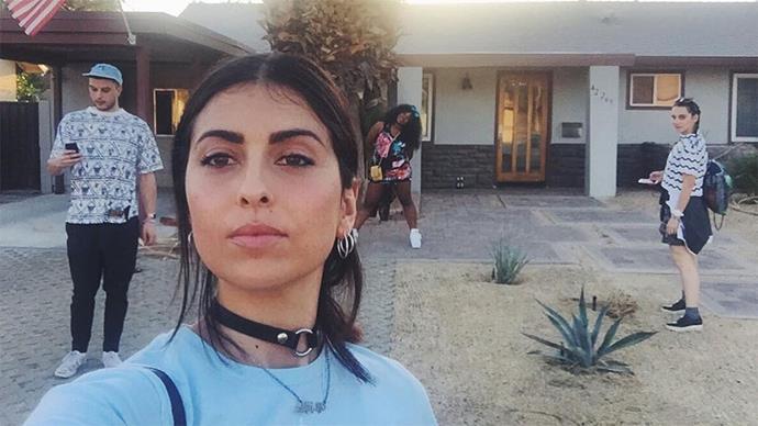 Anna Lunoe Coachella