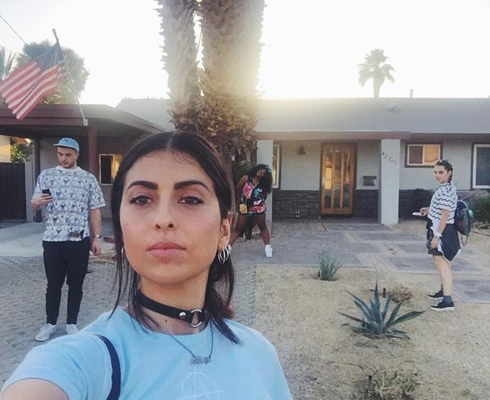 "<p>Heading to Coachella for the first time? Aussie DJ and musician Anna Lunoe shares her top tips here. <p>Image: <a href=""https://www.instagram.com/p/BEUM_wRk59T/"">@annalunoe</a>"