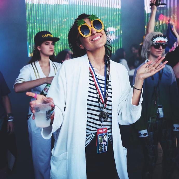 "<p><strong>Must-have accessory</strong> <p>""Have your sunnies game ready."" <p>Image: <a href=""https://www.instagram.com/p/BNKUW6mhWyK/"">@annalunoe</a>"