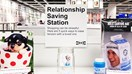 This IKEA 'Relationship Station' Is So Necessary