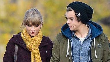 Harry Styles Just Dropped Some Huge Revelations About Dating Taylor Swift