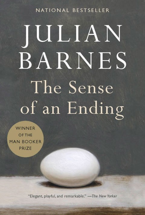 <p><strong><em>The Sense of an Ending</em> by Julian Barnes</strong> <p><strong>Release date:</strong> May 25, 2017 <p><strong>What it's about:</strong> In this short, philosophical novel, which won the Man Booker Prize, Tony Webster comes face to face with his past and is forced to rethink his life. <em>The Sense of an Ending</em> is about the human condition and how we reflect on our experiences as time passes. <p> <strong>Who'll be in the film: </strong>Michelle Dockery, Jim Broadbent, Charlotte Rampling <P> <strong>If you liked this, try: </strong><em>Levels of Life</em> by Julian Barnes, <em>The Sea </em>by John Banville