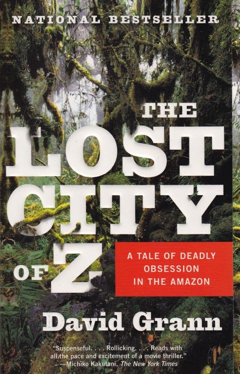 <p><strong><em>The Lost City of Z</em> by David Grann</strong> <p><strong>Release date:</strong> August 17, 2017 <p><strong>What it's about: </strong>Grann's book introduces us to the true story of British explorer Colonel Percival Fawcett, who vanished in 1925 while searching for an ancient city in the Amazon. <em>The Lost City of Z</em> follows the paths of Fawcett's adventures, leading up to his disappearance in the jungle. <p><strong>Who'll be in the film:</strong> Charlie Hunnam, Tom Holland, Sienna Miller, Robert Pattinson <p><strong>If you liked this, try:</strong> <em>Endurance</em> by Alfred Lansing and Nathaniel Philbrick, <em>The River of Doubt</em> by Candice Millard