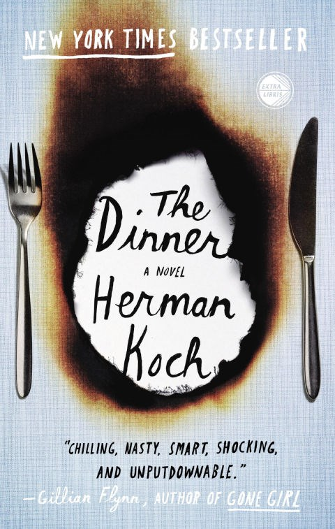 <p><strong><em>The Dinner</em> by Herman Koch</strong> <p><strong>Release date:</strong> August 24, 2017 <p><strong>What it's about:</strong> Two couples meet for dinner in Amsterdam. The mealtime conversation eventually leads to their sons, both of whom were involved in a horrific act that shattered their families. A surprising, dark thriller, <em>The Dinner </em>ultimately deals with the lengths parents will go to in order to protect their children. <p><strong>Who'll be in the film:</strong> Richard Gere, Laura Linney, Rebecca Hall <p><strong>If you liked this, try:</strong> <em>Dear Mr. M </em>by Herman Koch, <em>You</em> by Caroline Kepnes
