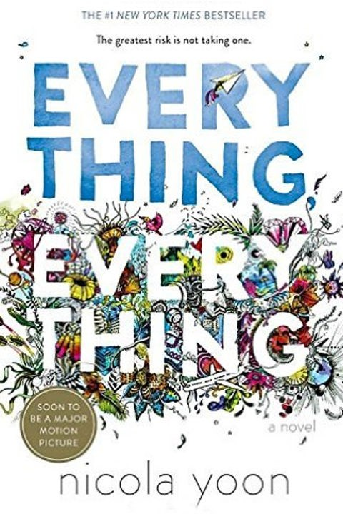 <p><strong><em>Everything, Everything</em> by Nicola Yoon</strong> <p><strong>Release date: </strong>July 6, 2017 <p><strong>What it's about:</strong> In <em>Everything, Everything</em>, we meet Maddy, who is allergic to the world. She lives sealed inside her home, seeing only her mother and her nurse—and she accepts that's how it has to be. But when Olly moves in next door, the teenager wonders what it might be like to venture beyond her walls, and whether it might be worth the risk. <p> <strong>Who'll be in the film:</strong> Amandla Stenberg, Nick Robinson, Anika Noni Rose <p><strong>If you liked this, try:</strong> <em>All the Bright Places</em> by Jennifer Niven, <em>The Hate U Give </em>by Angie Thomas