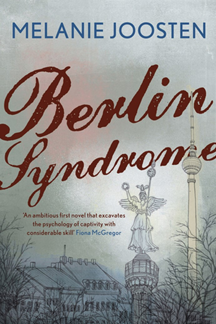 <p><strong><em>Berlin Syndrome</em> by Melanie Joosten</strong> <p><strong>Release date:</strong> April 20, 2017 <p><strong>What it's about:</strong> While on holiday in Berlin, a young woman falls swiftly in love with a local. When she tries to leave his apartment, however, she finds she can't leave. Published in 2012, <em>Berlin Syndrome</em> is a psychological thriller with a terrifyingly realistic setting. <p> <strong>Who'll be in the film:</strong> Teresa Palmer, Max Riemelt <p> <strong>If you liked this, try:</strong> <em>The Girl Before </em>by J.P. Delaney, <em>Room </em>by Emma Donoghue