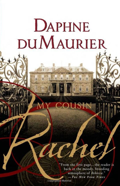 <p><strong><em>My Cousin Rachel</em> by Daphne du Maurier</strong> <p><strong>Release date:</strong> June 8, 2017 <p> <strong>What it's about: </strong>In <em>My Cousin Rachel,</em> orphan Philip Ashley becomes his guardian Ambrose's heir after he dies suddenly in Florence. Philip plots against Ambrose's widow, Rachel, whom he believes was responsible for the death, but his feelings for her become complicated. <p><strong>Who'll be in the film:</strong> Rachel Weisz, Sam Claflin, Holliday Grainger <p> <strong>If you liked this, try: </strong><em>Frenchman's Creek</em> by Daphne du Maurier, <em>Rebecca</em> by Daphne du Maurier